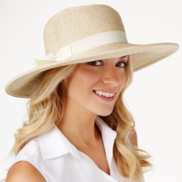 fb9fd1af152 Nine West Packable Floppy Hat